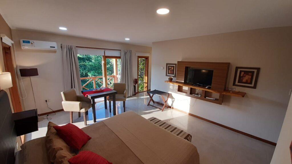 Apart-suite planta alta